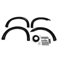 99-07 Ford F250, F350 (exc. DRW) PTM Pocket Bolt Style Fender Flare Kit