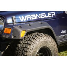 4-Piece All Terrain Fender Flare Kit, 4.75-Inch, 97-06 Wrangler (TJ)