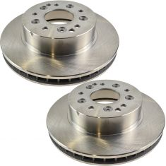 65-82 Chevy Corvette Rear Brake Rotor PAIR