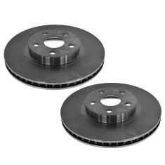 Front Disc Brake Rotor PAIR (2 - AUTO EXTRA AX31270)