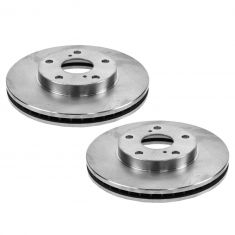 92-04 Camry Avalon ES300; 98-03 Sienna Brake Rotor Front PAIR