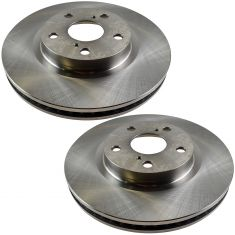 FRONT Disc Brake Rotor PAIR (AUTO EXTRA AX900340)