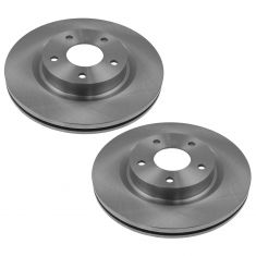 Front Disc Brake Rotor PAIR (AUTO EXTRA AX900410)
