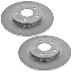 Rear Disc Brake Rotor PAIR (AUTO EXTRA AX900526)