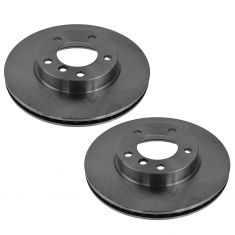 Disc Brake Front Rotor PAIR (AUTO EXTRA AX34064)