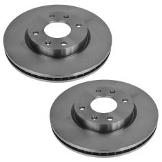 Disc Brake Front Rotor PAIR (AUTO EXTRA AX31384)