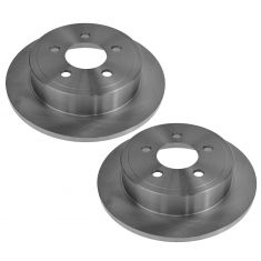 Disc Brake Rear Rotor PAIR (AUTO EXTRA AX53010)