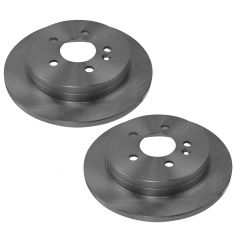 Rear Brake Rotor PAIR (AUTO EXTRA AX34145)