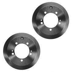 Rear Disc Brake Rotor (AUTO EXTRA AX31147) PAIR