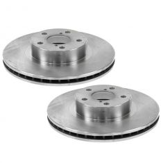 Front Disc Brake Rotor (AUTO EXTRA AX31247) PAIR