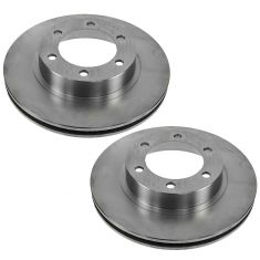 Front Disc Brake Rotor (AUTO EXTRA AX31327) PAIR