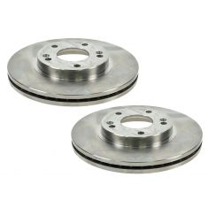 Front Disc Brake Rotor (AUTO EXTRA AX31337) PAIR