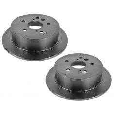 Rear Disc Brake Rotor (AUTO EXTRA AX31356) PAIR