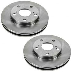 Front Disc Brake Rotor (AUTO EXTRA AX3291) PAIR
