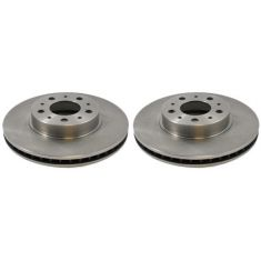 Front Disc Brake Rotor (AUTO EXTRA AX34018) PAIR
