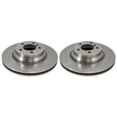 Front Disc Brake Rotor (AUTO EXTRA AX34250) PAIR