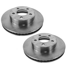Front Disc Brake Rotor (AUTO EXTRA AX53001) PAIR