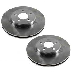 Front Disc Brake Rotor (AUTO EXTRA AX53022) PAIR