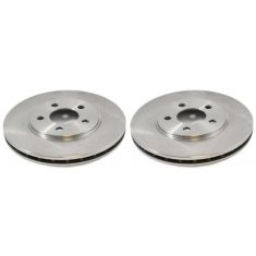 Front Disc Brake Rotor (AUTO EXTRA AX5362) PAIR