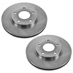 Front Disc Brake Rotor (AUTO EXTRA AX5399) PAIR