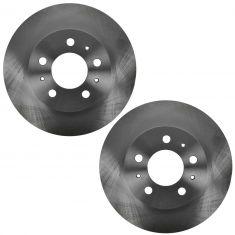 Front Disc Brake Rotor (AUTO EXTRA AX54014) PAIR