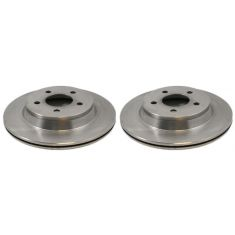 Rear Disc Brake Rotor (AUTO EXTRA AX54036) PAIR