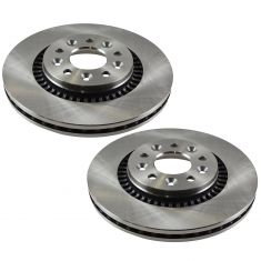05-09 Ford Mercury Mid Size FWD Front Disc Brake Rotor PAIR