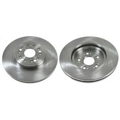 95-00 Lexus LS400 Front Disc Brake Rotor PAIR