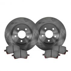 Front Disc Brake Rotor & Pad Set AX55093, AXCD1160