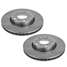 Front Disc Brake Rotor (AUTO EXTRA AX34207) Pair