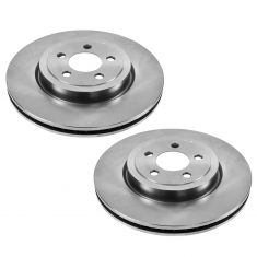 05-012 300; 09-12 Challenger; 06-12 Charger; 05-08 Magnum 13.6 inch Front Disc Brake Rotor Pair