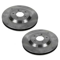 1997-04 Chevy Corvette Brake Rotor Front Pair