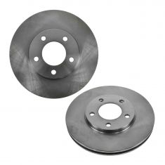 91-00 Town & Country, Caravan, Voyager Front Brake Rotor PAIR
