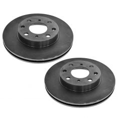 1990-00 Honda Civic Del Sol CRX Brake Rotor Front 240mm (Except EX Models) PAIR