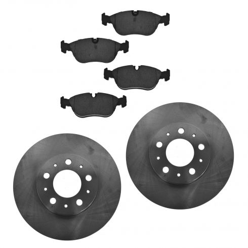 how to choose replacement brake pads and rotors