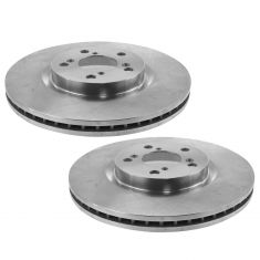 07-13 MDX; 10-13 ZDX; 09-14 Pilot Front Performance Brake Rotor Pair