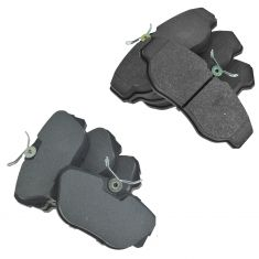 95-04 Land Rover Front & Rear Semi Metallic Disc Brake Pads