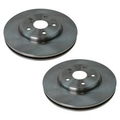 01-06 Lexus LS430 Front Disc Brake Rotor Pair
