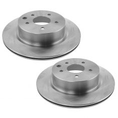 09-14 Nissan Maxima Rear Brake Rotor Pair
