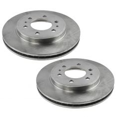 09 Ford F150 Front Brake Rotor Pair