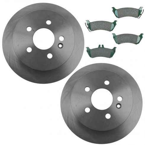 Mercedes benz ml350 brake pads rotors replacement for Mercedes benz rotors