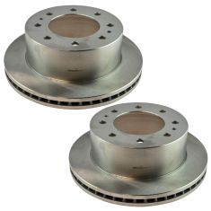 00-16 Chevy 2500HD, 3500HD Rear Brake Rotor Pair