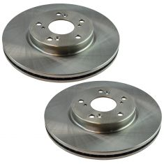 13-14 Accord V6 Front Brake Rotor Pair
