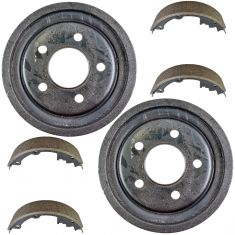 83-91 GM Rear Brake Drum & Shoe Kit