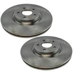 13-15 Ford Escape 4X4 Front Brake Rotor Pair