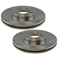 07-12 MB GL Series; 06-11 ML Series; 10-13 R350 Front Disc Brake Rotor Pair