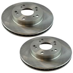 12-15 Honda Civic Front Brake Rotor Pair
