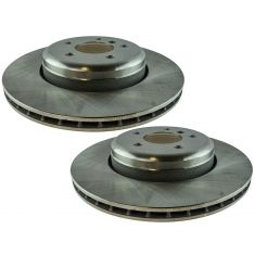 04-10 BMW 5 Series Rear Brake Rotor Pair