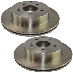 06-12 Eclipse, 07-09 Galant, Rear Disc Brake Rotor Pair