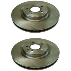 11-14 Mustang GT w/o Brembo Brakes Front Disc Brake Rotor Pair